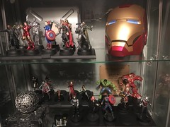 New addition... Iron Man helmet replica