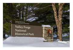 It says (static_dynamic) Tags: valleyforgenationalhistoricalpark valleyforge entrance snow winter january nationalpark usdepartmentoftheinterior
