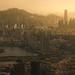Kowloon Peninsula (William C. Y. Chu) Tags: cityscape kowloonpeninsula kowloon sunset dusk urban city skyline hongkong victoriaharbour victoriahabour kaitak