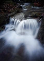 Creek Water Solitude (Charles Opper) Tags: canon carlzeissjena cumberlandmountainstatepark flektogon tennessee winter color cool creek flow landscape nature rocks solitude stream tones water