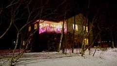 Christmas in Port Elgin (Craig James White) Tags: canada ontario brucecounty saugeenshores portelgin winter snow christmaslights