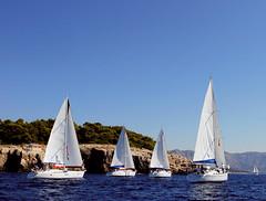 Yacht-charter-Croacia (Aproache2012) Tags: dubro costa dálmata croaci navega islas mediterráneo mar vacaciones playas ve