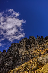Paisaje de otro mundo (adan_jardon) Tags: volcán volcanes volcanoes cielo azul tierra iztaccíhuatl izta méxico nahuatl popo portillo montañismo alpinismo volcano mountain nikon