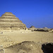 Ägypten 1999 (585) Kairo: Djoser-Pyramide, Sakkara