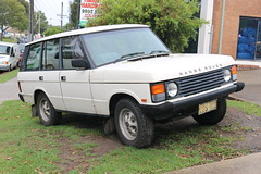 1987 Range Rover (jeremyg3030) Tags: 1987 range rover cars 4x4 4wd suv british