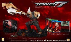 Tekken 7 comes to PC on 2 June (psyounger) Tags: tekken 7