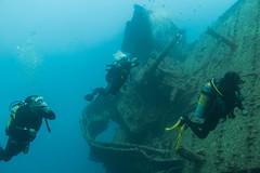 IMG_7273 (Stig Sarre) Tags: thistlegorm red sea redsea egypt scuba diving scubadiving dykking wreck vrak