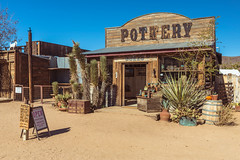 Pottery Barn (Wayne Stadler Photography) Tags: fun towns oldwest attractions westewrn touristy pioneertown stores potterystore ghosttowns roadside california kitsch usa desert yuccavalley historic