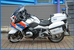 Dutch Police BMW Rotterdam. (NikonDirk) Tags: blue light lights lightbar traffic r1200 r rt 1200 k1600 verkeer politie police nikondirk netherlands nederland mercedes hulpverlening benz bmw motorcycle emergency dutch cops cop k1200 rs anpr c320 trafficpolice verkeers verkeerspolitie foto unit rotterdam actie commercial vehicle inspection safety