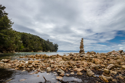 Abel Tasman - Bush & Sea