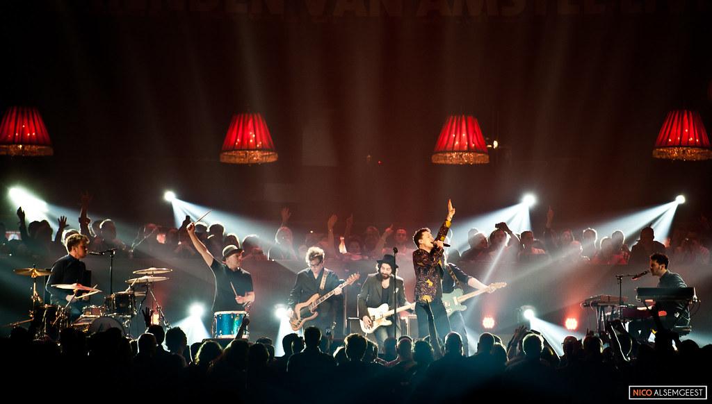 Handsome Poets - De Vrienden van Amstel Live 2014