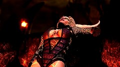 Mortal Kombat X - Sindel 3 - Con 1080p (Purple Wing) Tags: mortalkombatx tanya sonya sindel jax cassiecage cassie cage scorpion subzero kitana mileena female sexy woman girl beautiful gorgeous nice sweet hd wallpaper cover background screenshot kungjin kotalkahn dvorah takeda kenshi jacquibriggs jacqui briggs game battle fight fighting war earthrealm outworld liukang kunglao kabal smoke tremor sonyablade raiden darkraiden