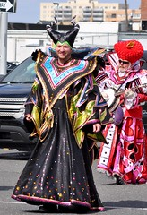 (lcross4) Tags: stringband maleficent costume asbury park st patricks parade 2017