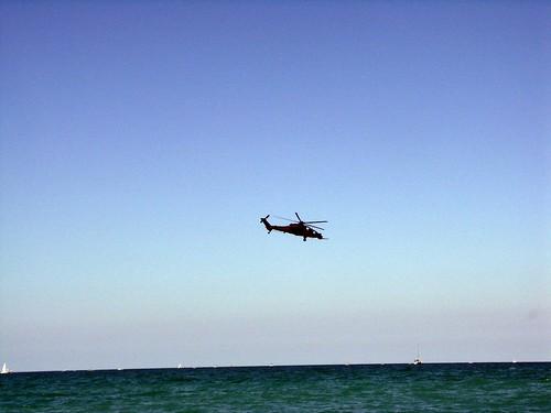 elicottero su mare 2
