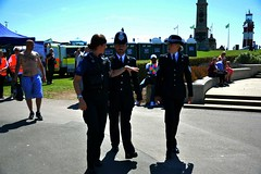 "Policing with Pride at Plymouth Pride 2015 - Plymouth Hoe • <a style=""font-size:0.8em;"" href=""http://www.flickr.com/photos/66700933@N06/20600306366/"" target=""_blank"">View on Flickr</a>"