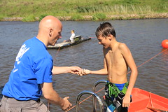 Reitdieptochten Garnwerd 2015 223 (AWJ Hefting) Tags: swimming reitdiep garnwerd zwemmen reitdieptochten