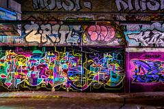 graffiti1 (Steve J Cottis) Tags: london art graffiti leakestreet tokina1116mm28 nikond5300