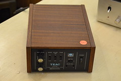 """TEAC AN-60 NOISE REDUCTION UNIT. • <a style=""""font-size:0.8em;"""" href=""""http://www.flickr.com/photos/51721355@N02/22043955915/"""" target=""""_blank"""">View on Flickr</a>"""