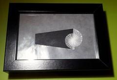 Framed Spiral (modular.dodecahedron) Tags: tomokofuse origamispiral