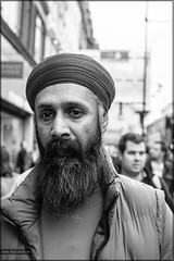 Portraits-72 (Nima Hajirasouliha) Tags: life street city portrait people urban blackandwhite bw london portraits photography 50mm nikon faces character snapshot streetphotography photojournalism documentary lifestyle personality identity human essence manual moment everyday 58mm londoners humanfaces d810 contemporarylife everydaylondon