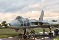 (jonathan_ed1984) Tags: canon october aircraft aviation jet rollsroyce olympus vulcan bomber coldwar avro brittish 2015 wellesbourne avrovulcan xm655 rollsroyceolympus 7dmkii timelineevents