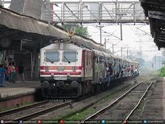 Mumbai Central - Ahmedabad Passenger (Saurabh Raut) Tags: wallpaper india k train canon ir king accident trains kerala powershot third express passenger kalyan adi ac pure railways rare tkd trainspotting hs wr ahmedabad kanpur ranakpur icf palghar alco kutch rajdhani kelve railfanning amul kyn irfca 30055 karnavati plg westernrailways kranti wap5 aii klv 59439 katni kzj wag7 kazipet kochuveli kcvl sx530