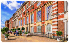Hampton Court Palace (P Sterling Images) Tags: london photoshop court sony royal palace historic queen cc filter hampton 1020mm palaces a35 fractalius