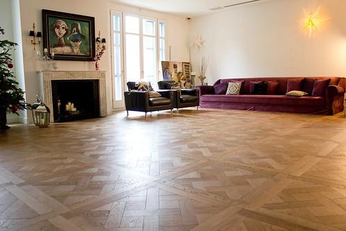 Vivienda particular Parquet Versalles