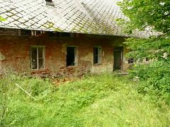 Pohdka - Christlhof (28.7.2014) (praguehook) Tags: house abandoned roubal pohdka christlhof