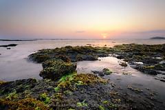 Sunset in Perancak Beach - 5350 (franciscus nanang triana) Tags: travel sunset bali seascape beach indonesia landscape pantai waterscape jembrana matahariterbenam perancak perancah franciscusnanangtriana fujifilmxt1 fujinonxf1024mm