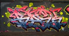 Rask (cocabeenslinky) Tags: street city uk november england urban streetart london art writing lumix graffiti paint artist photos south united capital letters kingdom tunnel can spray east panasonic waterloo graff leake se1 artiste 2015 rask dmcg6 cocabeenslinky