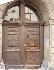 Krakov, dveře (9) (ladabar) Tags: door doorway kraków krakau krakov dveře