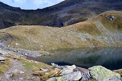 Alpe di Chiera (dino_x) Tags: panorama lake mountains alps nature water reflections landscape lago switzerland roccia acqua riflessi alpi montagna paesaggio allaperto