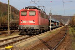 DB Schenker 139 314-9 Autozug, Trier-Ehrang Rbf