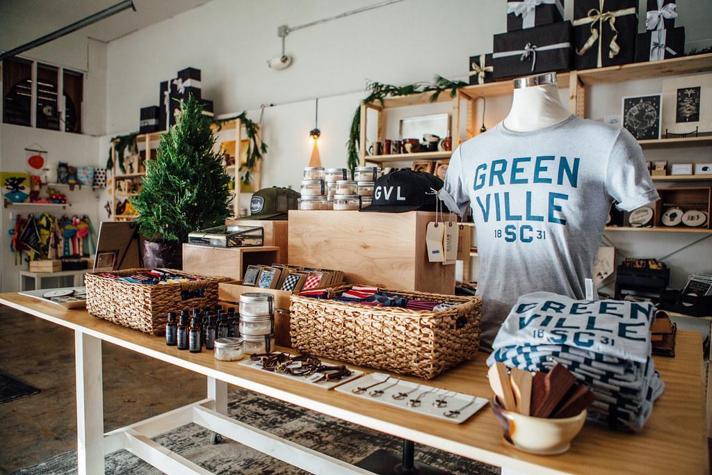 Greenville Craft Fair