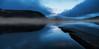 Misty Lake (whidom88) Tags: wow lake ireland light mist mood blue still water winter
