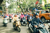 Scooter life (skweeky ツ) Tags: hanoi vietnam street traffic trafic scooter motocycle jam heavy