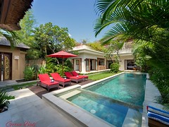 A group of four exclusive, fully staffed luxury villas conveniently located in the heart Seminyak, the best and most convenient location Bali has to offer.  Tucked away in the sanctuary of a peaceful lane, these beautifully appointed individual private vi (geriabali) Tags: hospitality trip vacation theluxurylifestylemagazine travellerworld luxuryvilla balibible wonderfulindonesia instagram balivilla trulyasia villa geriabali sassychris1 luxuryworldtraveler vegas instatravel villas hgtv ootd seminyakvilla seminyak bali holiday facebook beautifuldestination luxwt honeymoon villainbali lasvegas