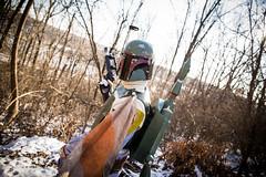 IMG_2026 (Johnny Applesauce) Tags: boba fett esb empire strikes back cosplay 501 501st snow costume kit mandalorian