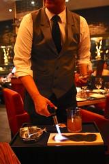 IMG_7504 (David Danzig) Tags: american cut buckhead restaurant old fashioned bourbon cocktail maple smoked