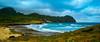 Secret Beach (guillermo_romero) Tags: seashore kauai waves sandybeach kapow clouds secretbeach water mountains wavescrashing ocean hawaii photographyworkshop pacificocean