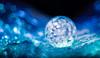 Freezing Soap Bubble Bokeh (Don Komarechka) Tags: soapbubble bokeh freezing winter macro trioplan crystal uv fluorescent