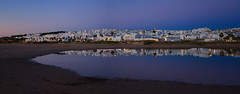 Sunset in Conil de la Frontera, Andalusia, Spain (Janos Kertesz) Tags: coast coastal water ocean color outdoors oceanfront beach waterfront shore photograph image travel vacation aerialview conildelafrontera costadelaluz andalusia spain
