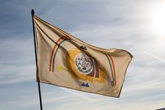 Navajo Nation! (mfeingol) Tags: arizona navajo monumentvalley navajotribalpark nation flag