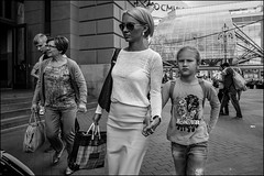 DR150802_0969D (dmitry_ryzhkov) Tags: passenger kid kids girl mother daughter family door terminal art city europe russia moscow documentary journalism street urban candid life streetlife outdoor streetscene close scene streetshot image streetphotography candidphotography streetphoto moment light shadow photography shot people population resident inhabitant person live portrait streetportrait candidportrait unposed public face eyes look stranger woman women lady sony alpha day daylight black blackandwhite bw monochrome white bnw blacknwhite pedestrian walk walker sidewalk motion movement