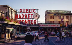 Public Market (.adam.martin) Tags: travel pnw pacificnorthwest pacific northwest 2016 roadtrip roadtrippin seattle washington publicmarket pikesplace canon canon6d canon50mm 50mm 50mm14 canoneos canondslr dslr