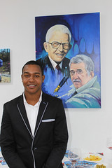 """Inauguración de la exposición """"Tierra Tricolor"""" de Julio Reyes • <a style=""""font-size:0.8em;"""" href=""""http://www.flickr.com/photos/136092263@N07/32405869282/"""" target=""""_blank"""">View on Flickr</a>"""