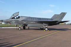 168726 RIAT Fairford 8 July 2016 (ACW367) Tags: 168726 lockheedmartin f35b lightningii usmarinecorps riat fairford
