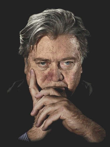 Steve Bannon TIME Magazine Cover. He reflects Trump's base perfectly.