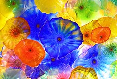 THE GLASS MENAGERIE (Irene2727) Tags: glass colors swirls abstract abstractnature bellaggio lasvegas vegas chilully